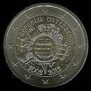 pièces de monnaie en euro de l'Autriche 2012