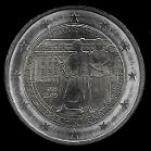 2 euro coin Austria 2016