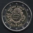 Pièces en euro de Chypre 2012