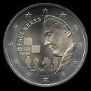 Monedas de euro conmemorativas de Estonia 2016