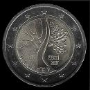 Monedas de euro conmemorativas de Estonia 2017