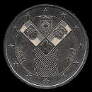 Monedas de euro conmemorativas de Estonia 2018