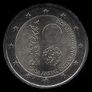 2 euro commémoratives Estonie 2018