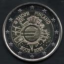 2 euro commemorativi Finlandia 2012