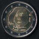 pièce de 2 euro commémorative de la Finlande 2014
