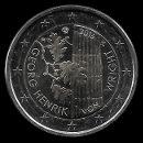 2 euro commemorativi Finlandia 2015