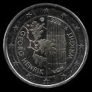 2 euro conmemorativos Finlandia 2016