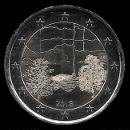 2 euro conmemorativos Finlandia 2018