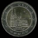 2 euro commémorative Allemagne 2011