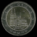 2 euro Alemania 2011