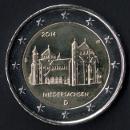 Moedas de euro de Alemanha 2014