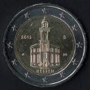 2 euro commémorative Allemagne 2015