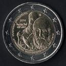 2 euro commemorativi 2014