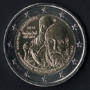 Moedas de euro de Grécia 2014