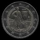 2 euro commemorativi 2015