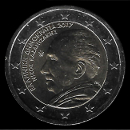 2 euro commémorative Grèce 2017