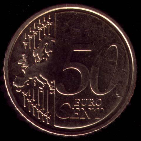 Moneta euro for Moneta 50 centesimi