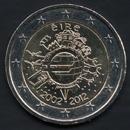 Moedas de euro de Irlanda 2012