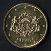 10 céntimos euro Letonia