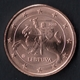 1 centime euro Lituanie