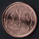 1 céntimo euro Lituania