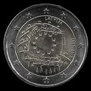 2 euro commémoratives de Lituanie 2015
