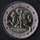 2 euro Lituanie