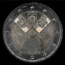 2 euro comemorativo Lituânia 2018