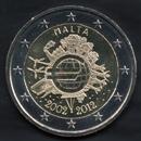 Moedas de euro de Malta2012