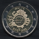 pièces de monnaie en euro de Malte 2012