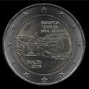 2 euro Commemorativi Malta 2016