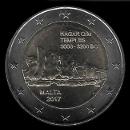 2 euro commémorative Malte 2017