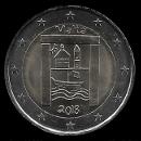 2 euro commémoratives de Malte 2018