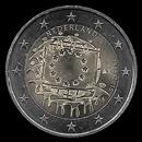 pièces de monnaie en euro des Pays-Bas 2015