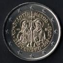 2 euro Eslov�quia 2013