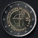 pièces de monnaie en euro de la Slovaquie 2014