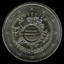 pièces de monnaie en euro de la Slovénie 2012
