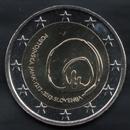2 euro commemorativi Eslovénia 2013