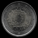 2 euro commemorativi Eslovénia 2015