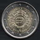 Italian commemorative 2 euros 2012