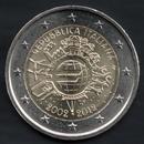2 euros commémorative Italie 2012