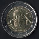 2 euros commémorative Italie 2014