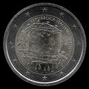 2 euros commémorative Italie 2015