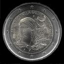 2 euros commémorative Italie 2018