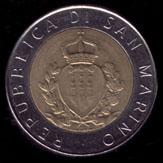 San Marino Münzen