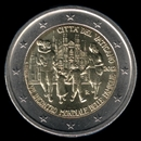2 Euro Commemorative of Vatican City 2012