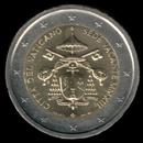 Monedas de euro del Vaticano 2013