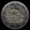 2 Euro Commemorative of Vatican City 2014