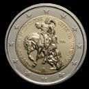pièces de monnaie en euro du Vatican 2016