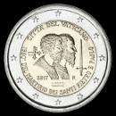 2 euro comemorativo Vaticano 2017